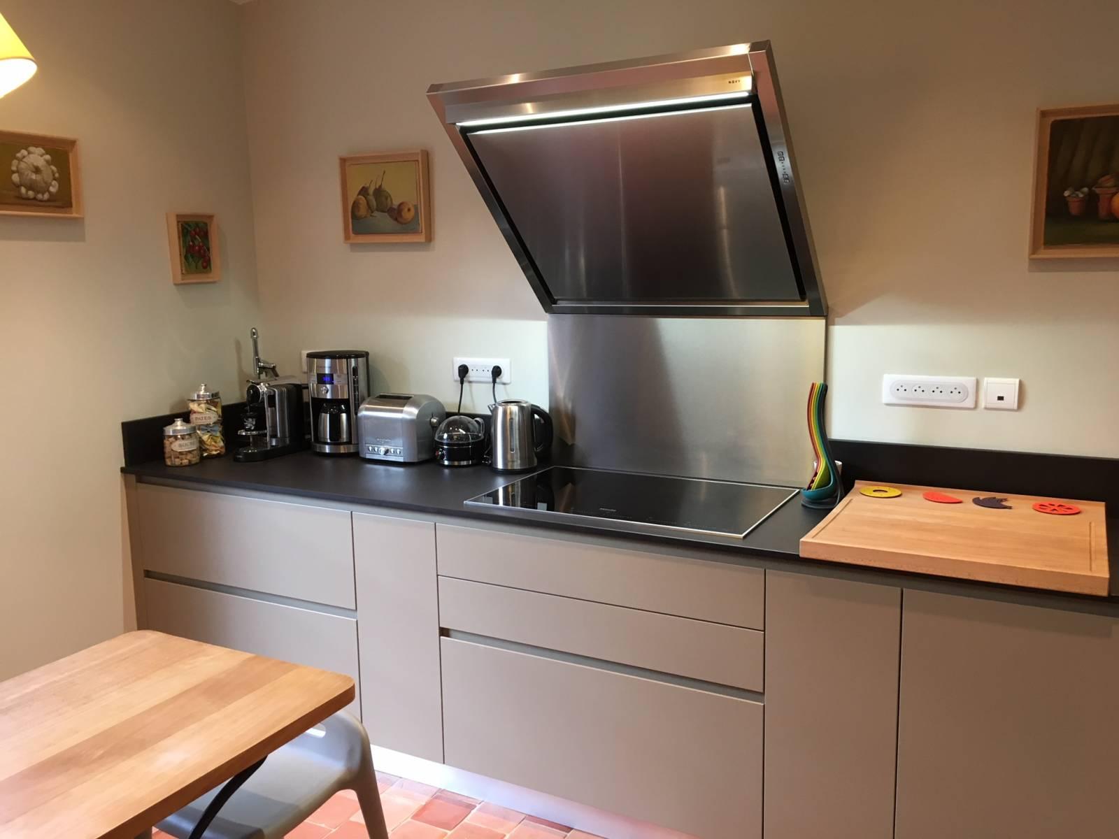 Cuisine Sur Mesure Type Atelier En Normandie Specialiste De L